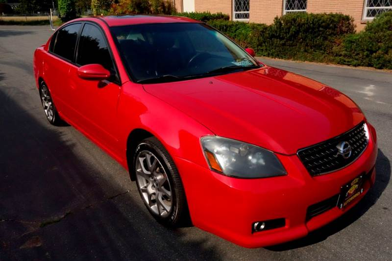 2005 Nissan Altima 35 Se R 4dr Sedan In Edmonds Wa West Coast
