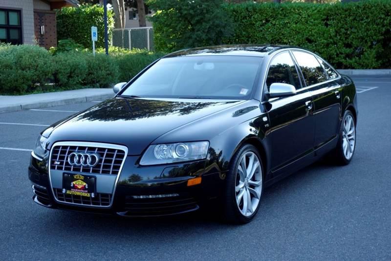2008 Audi S6 Awd Quattro 4dr Sedan In Edmonds Wa West Coast Autoworks