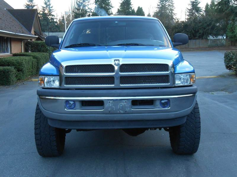 1998 dodge ram pickup 2500 laramie slt 2dr 4wd extended. Black Bedroom Furniture Sets. Home Design Ideas