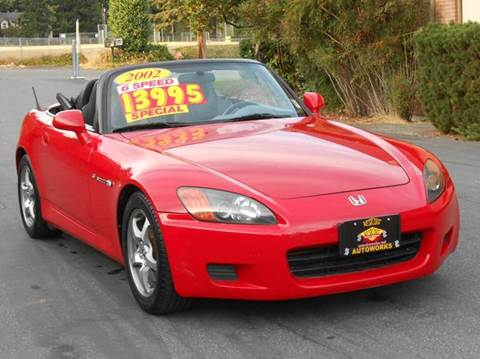 2002 Honda S2000 for sale in Edmonds, WA