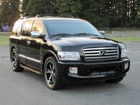 2006 infiniti qx56 for sale greenville nc. Black Bedroom Furniture Sets. Home Design Ideas