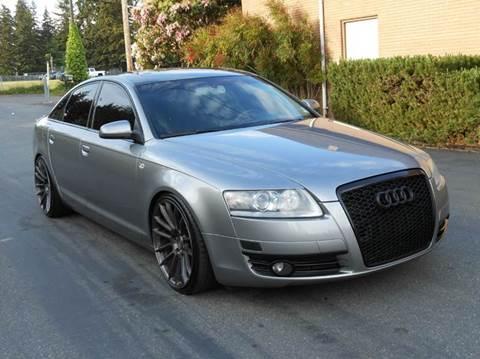 2006 Audi A6 for sale in Edmonds, WA