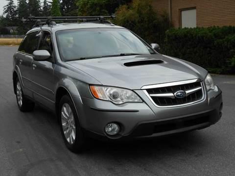 2008 Subaru Outback for sale in Edmonds, WA