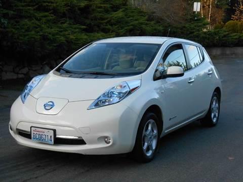 2012 Nissan LEAF for sale in Edmonds, WA