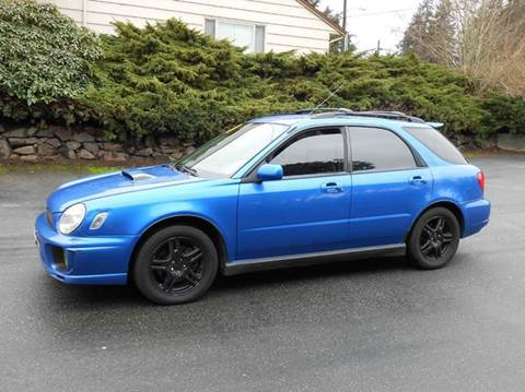 2003 Subaru Impreza for sale in Edmonds, WA