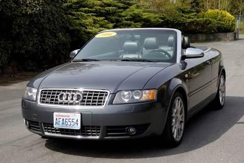 Audi S For Sale Carsforsalecom - 2006 audi s4