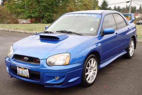 2004 Subaru Impreza for sale in Edmonds, WA