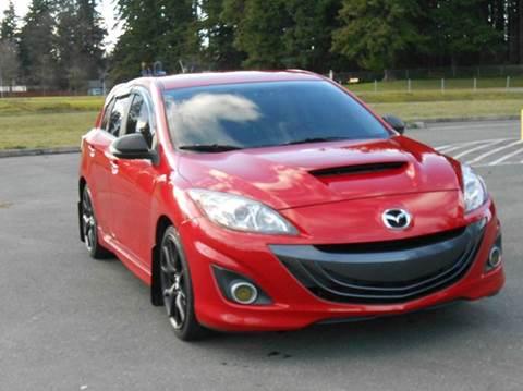 2012 Mazda MAZDASPEED3 for sale in Edmonds, WA