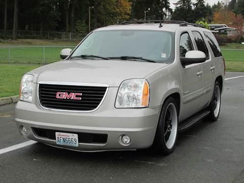 2007 GMC Yukon for sale in Edmonds, WA