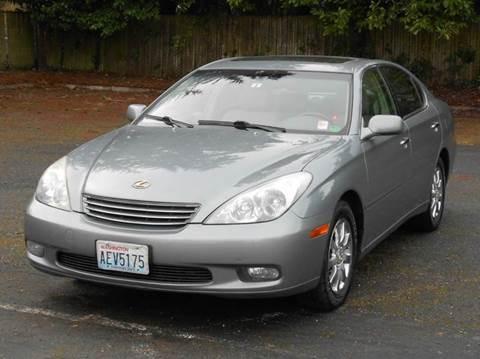 2004 Lexus ES 330 for sale in Edmonds, WA