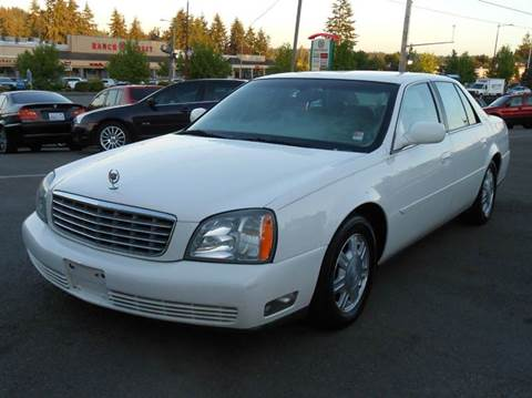 2005 Cadillac DeVille for sale in Edmonds, WA