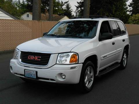 gmc envoy for sale washington. Black Bedroom Furniture Sets. Home Design Ideas