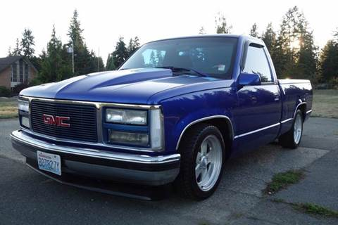1988 GMC Sierra 1500 for sale in Edmonds, WA