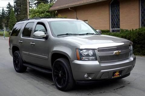 2008 Chevrolet Tahoe for sale in Edmonds, WA