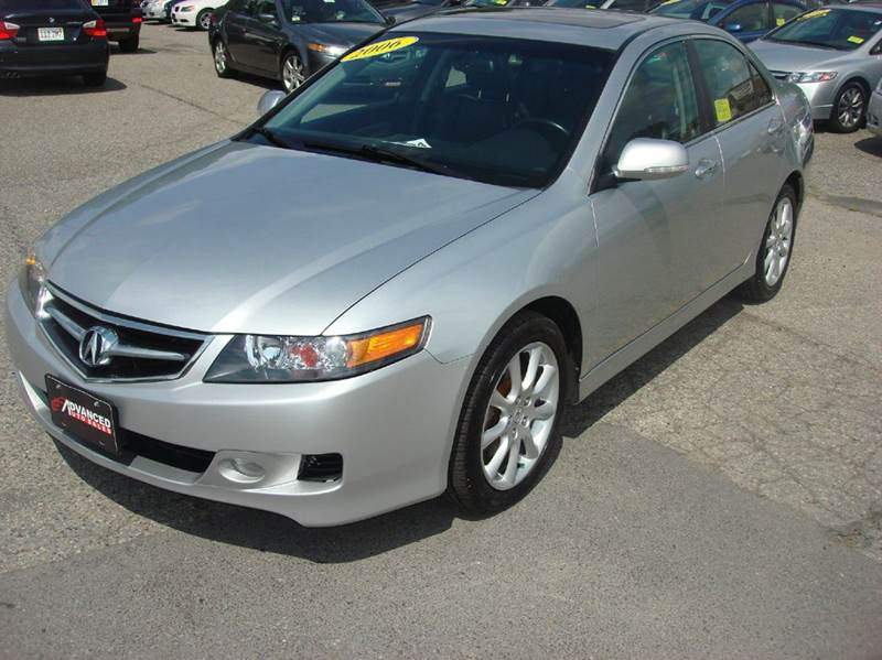 2006 Acura TSX
