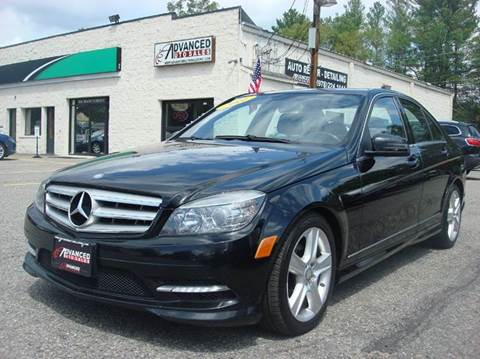 2011 Mercedes-Benz C-Class for sale in Tewksbury, MA