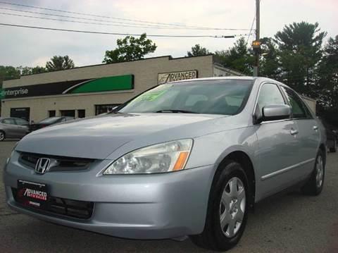 2005 Honda Accord