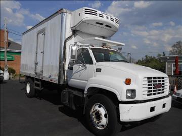 2000 GMC C6500 Box Truck