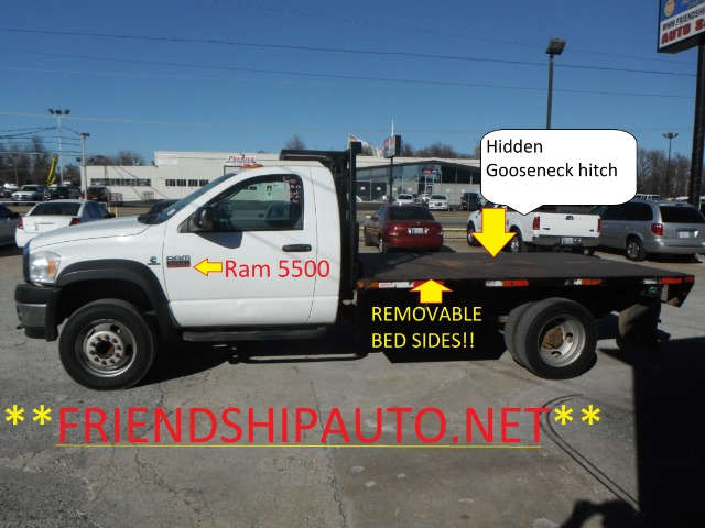 Used Dodge 5500 For Sale