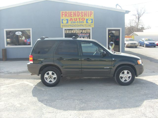 2001 ford escape xlt 4wd 4dr suv for sale in broken arrow bixby broken arrow friendship auto sales. Black Bedroom Furniture Sets. Home Design Ideas