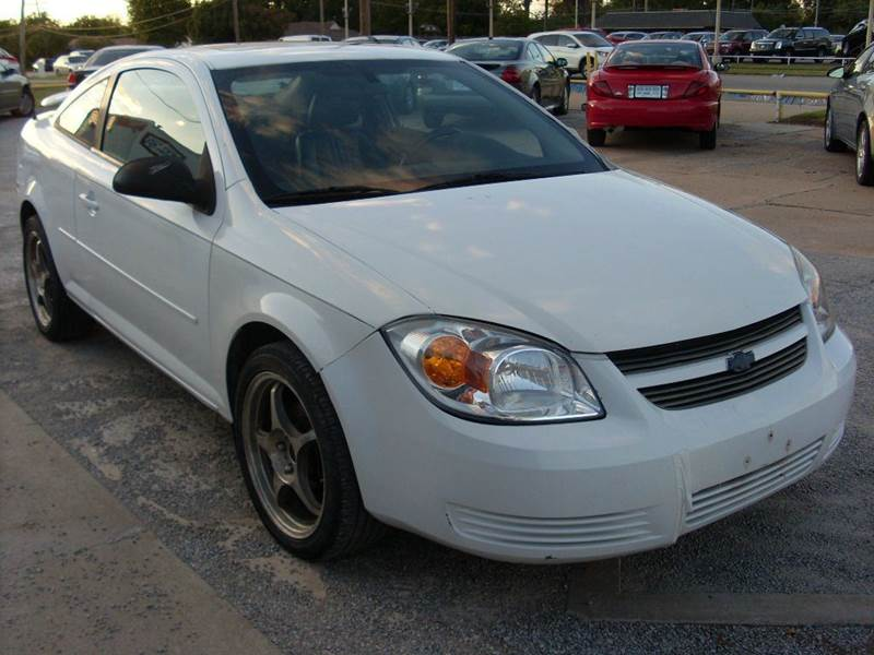 2007 chevrolet cobalt lt 2dr coupe in broken arrow ok. Black Bedroom Furniture Sets. Home Design Ideas