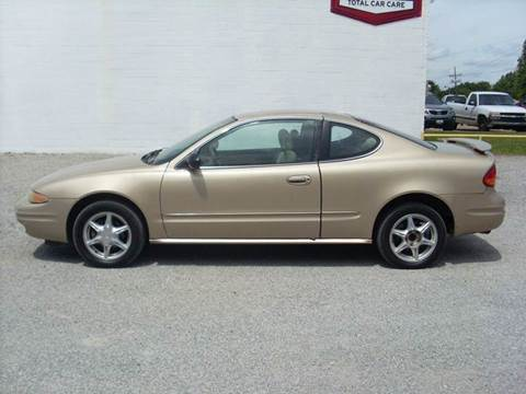 2004 Oldsmobile Alero for sale in Broken Arrow, OK