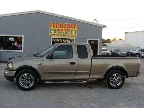 2004 Ford F-150 Heritage for sale in Broken Arrow, OK