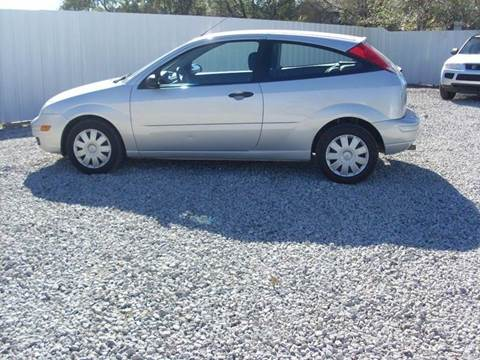 2006 Ford Focus Special $2995 : sunshine ford used cars - markmcfarlin.com