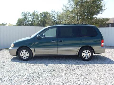 2003 Kia Sedona for sale in Broken Arrow, OK