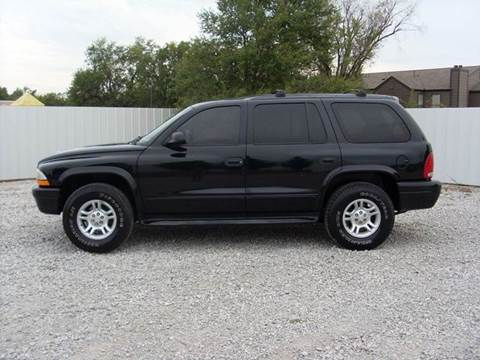 2003 Dodge Durango for sale in Broken Arrow, OK