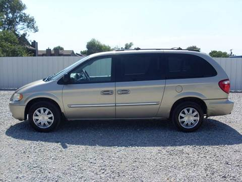 2005 Chrysler Town and Country for sale in Broken Arrow, OK