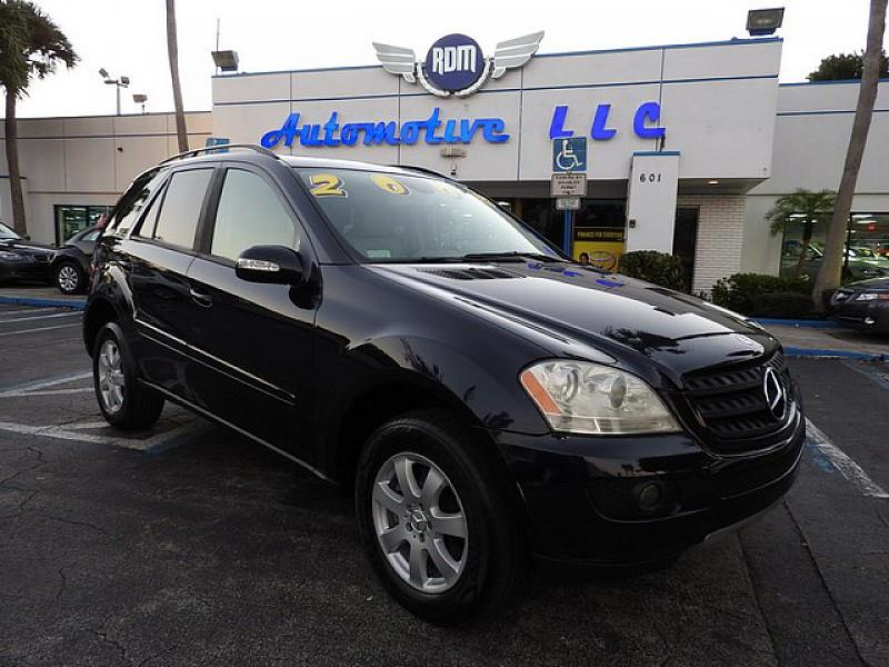 2006 mercedes benz m class awd ml350 4matic 4dr suv in for 2006 mercedes benz m class ml350
