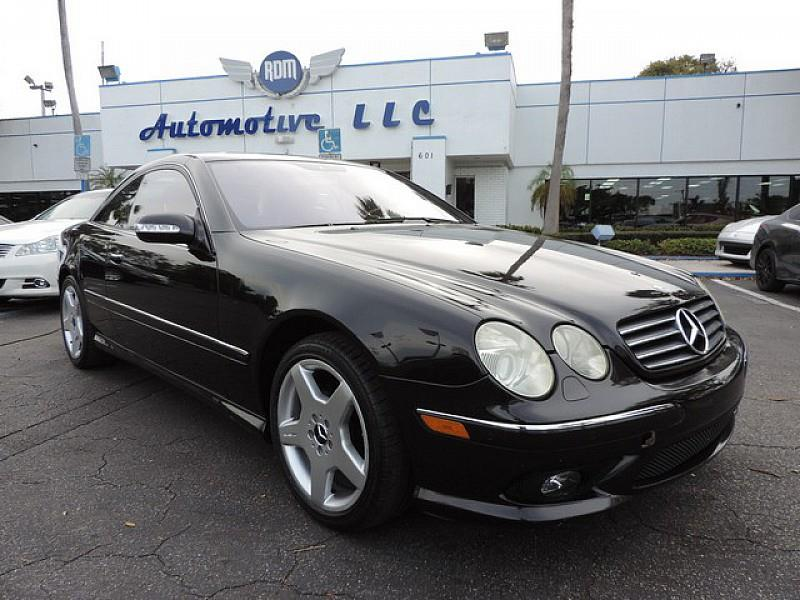 2004 mercedes benz cl class cl500 2dr coupe in plantation for 2004 mercedes benz cl class