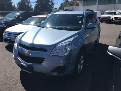 2015 Chevrolet Equinox for sale in Lakewood, WA