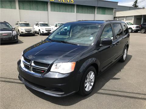 2014 Dodge Grand Caravan for sale in Lakewood, WA