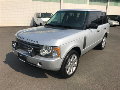 2004 Land Rover Range Rover for sale in Lakewood, WA