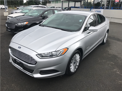 2013 Ford Fusion Hybrid for sale in Lakewood, WA