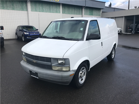 2005 Chevrolet Astro Cargo for sale in Lakewood, WA