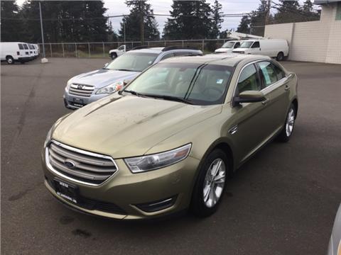 2013 Ford Taurus for sale in Lakewood, WA