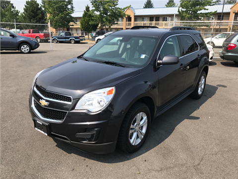 2013 Chevrolet Equinox for sale in Lakewood, WA