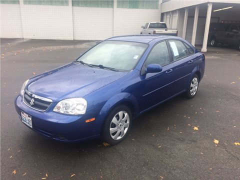 2008 Suzuki Forenza For Sale Carsforsale Com