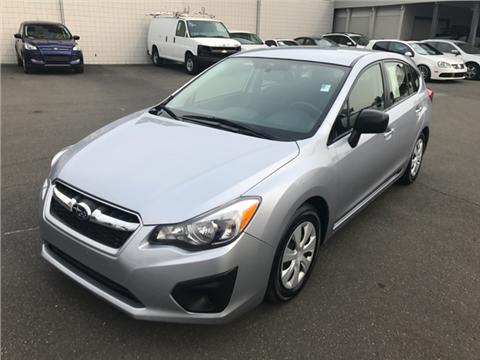 2014 Subaru Impreza for sale in Lakewood, WA