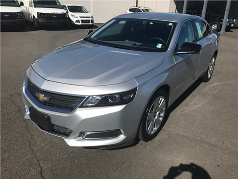 2015 Chevrolet Impala for sale in Lakewood, WA