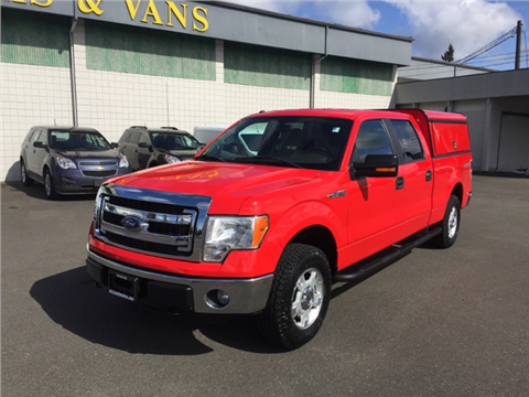 2014 Ford F-150 for sale in Lakewood, WA