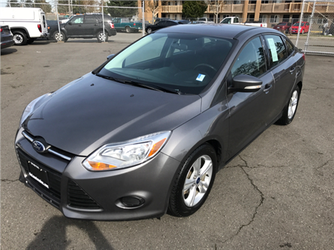 2014 Ford Focus for sale in Lakewood, WA