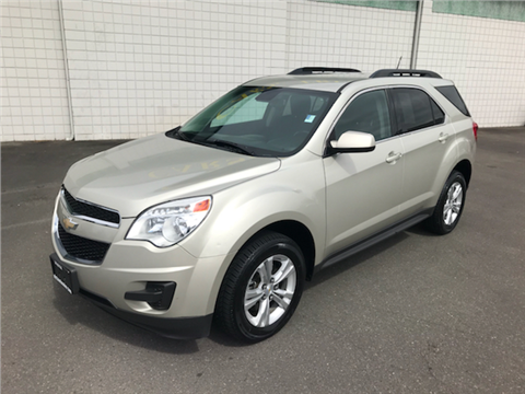 2014 Chevrolet Equinox for sale in Lakewood, WA