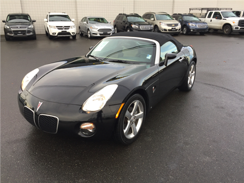 2006 Pontiac Solstice for sale in Lakewood, WA