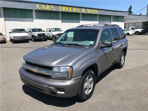 2006 Chevrolet TrailBlazer for sale in Lakewood, WA