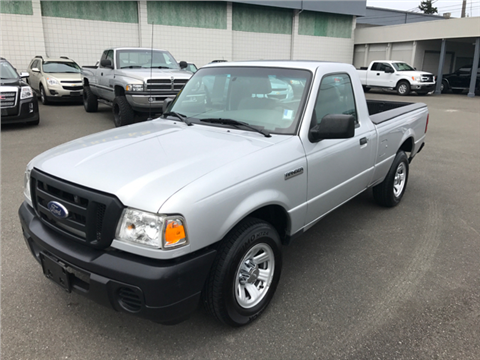 2011 Ford Ranger for sale in Lakewood, WA
