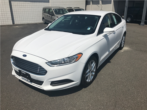 2014 Ford Fusion for sale in Lakewood, WA